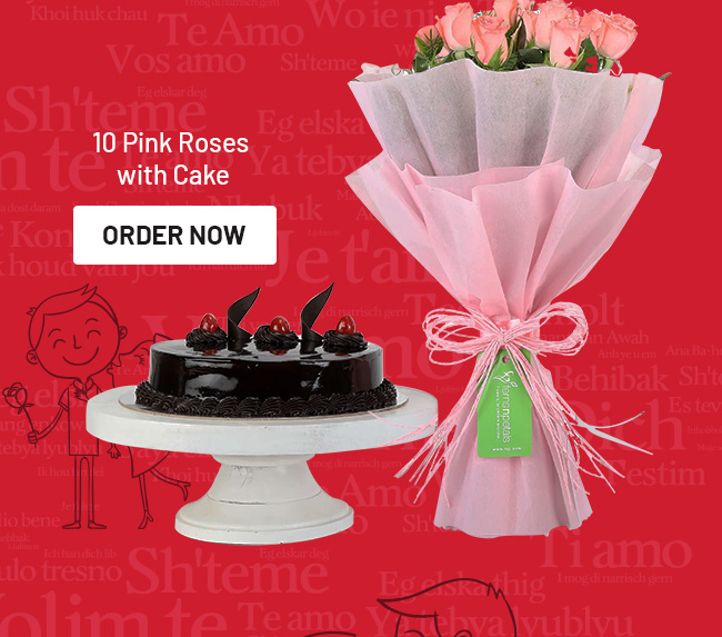 pink-roses-with-cake